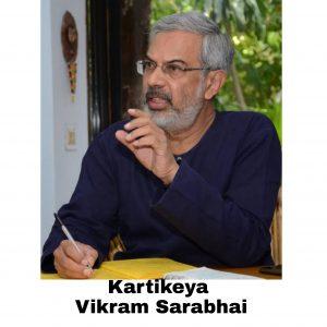 Kartikeya sarabhai