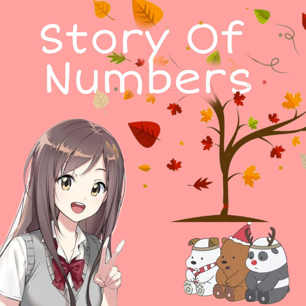 Story of numbers
