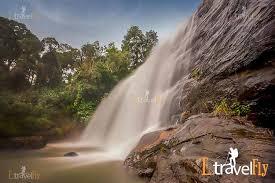 Nilakandi falls in coorg