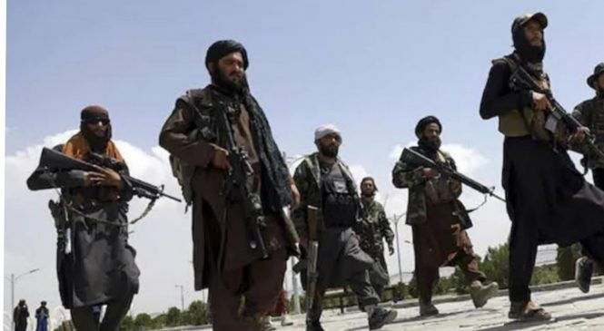 How Do Weapons And Money Get Into Taliban?
