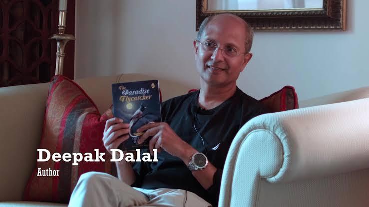 A writer deepak dalal