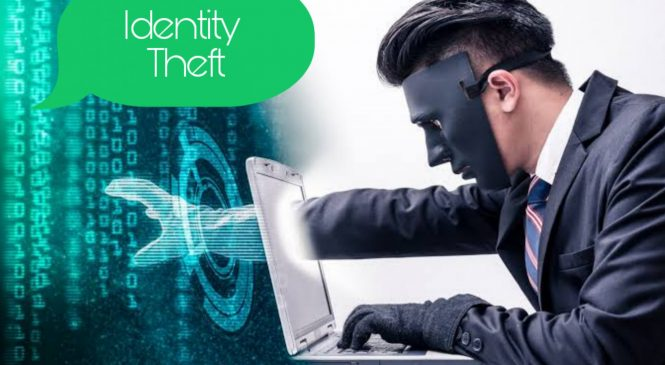 How And Where To Repot The Identity Theft?