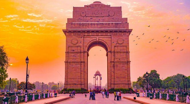 Visit These Places In Delhi On Independence Day.