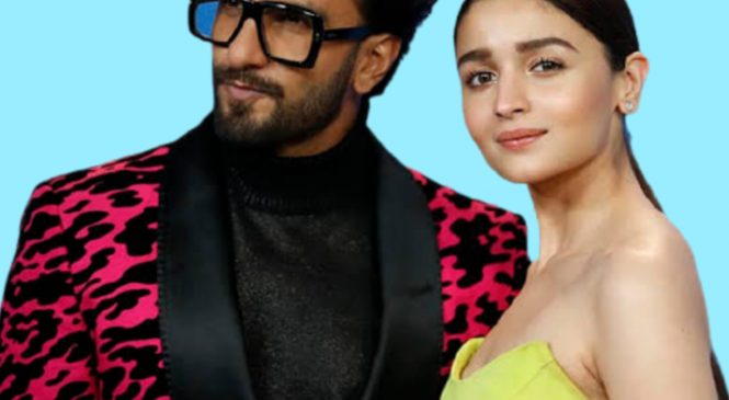 New Movie Of Alia Bhatt And Ranveer Singh