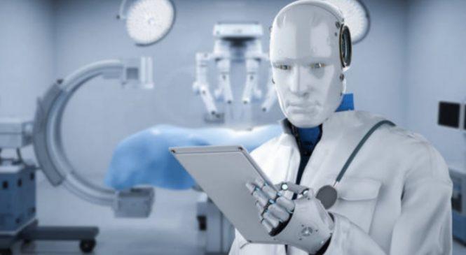 A Robot Did Surgery Of Brain In Bihar
