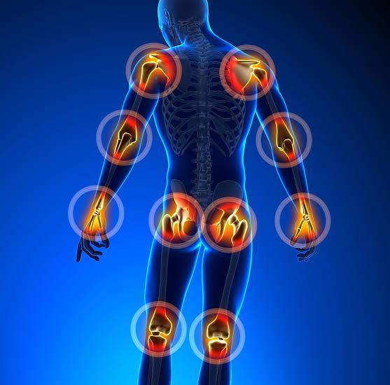 Joints pain