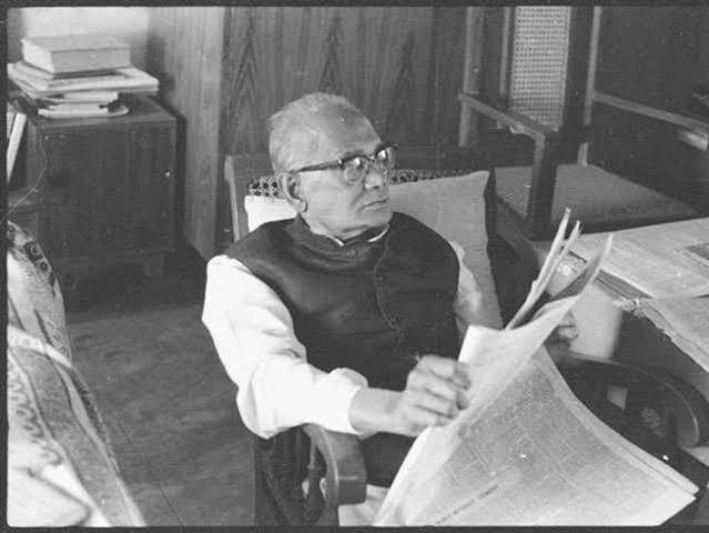 Lok Nayak Jayaprakash Narayan