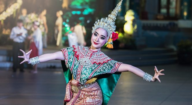 The Culture Of India In Thailand Too.