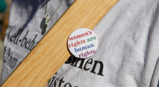 Women Should Also Get Equal Rights.