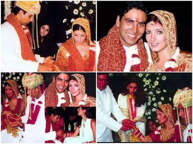 Marriage life of akshay kumar