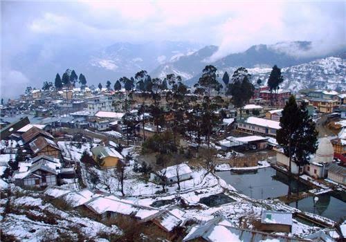 Bomdila of Arunachal Pradesh