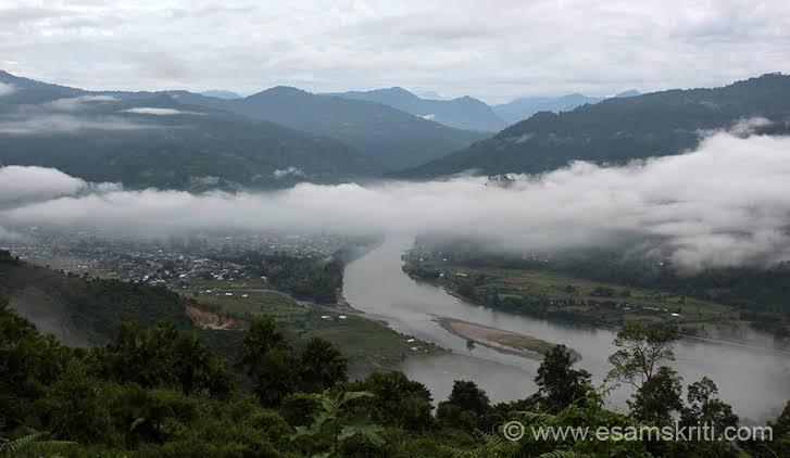 Daporijo  of Arunachal Pradesh
