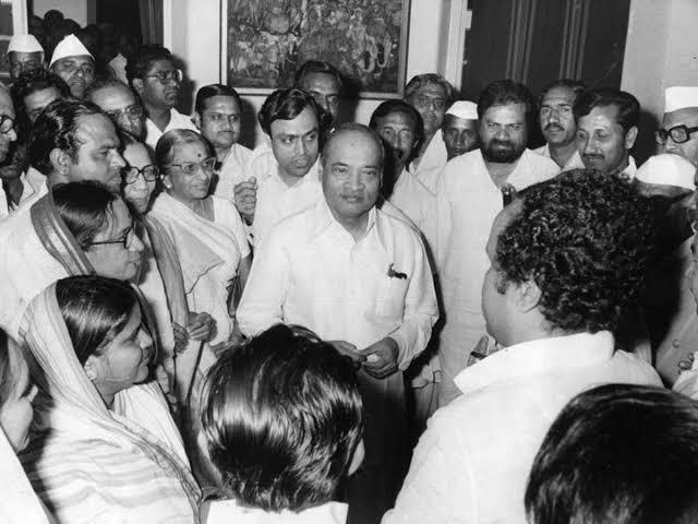 P V Narsimha Rao
