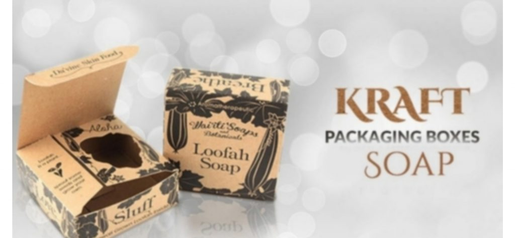 custom soap packing