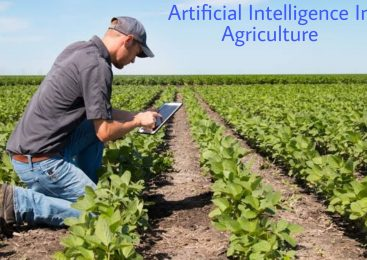 Increasing Use Of  Artificial Intelligence In Agriculture