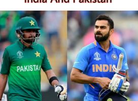 Environment Of T20 World Cup Between India Pakistan