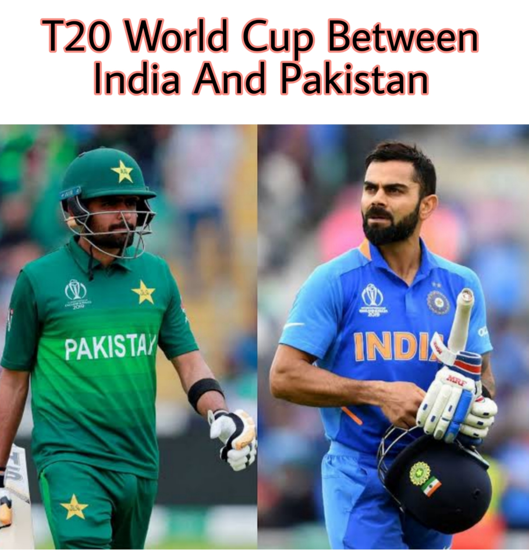 T20 world cup between India and pakistan