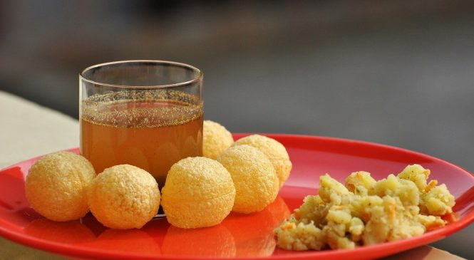 Benefits Of Eating Golgappa, Know The Reason